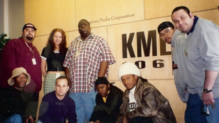 including Michelle S., Foxy Brown, Joey Arbagey, Franzen Wong, Latin Prince, Sway